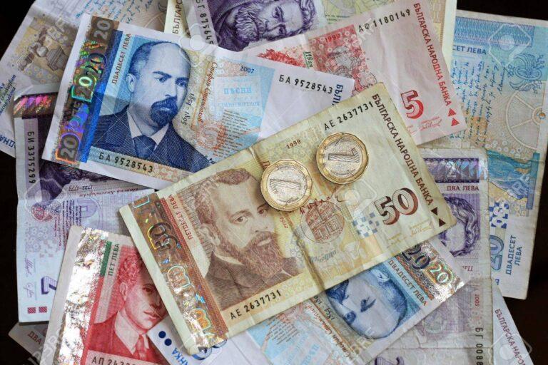 priser och lön i bulgarien
