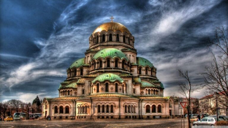 att leva och arbeta i sofia, bulgarien