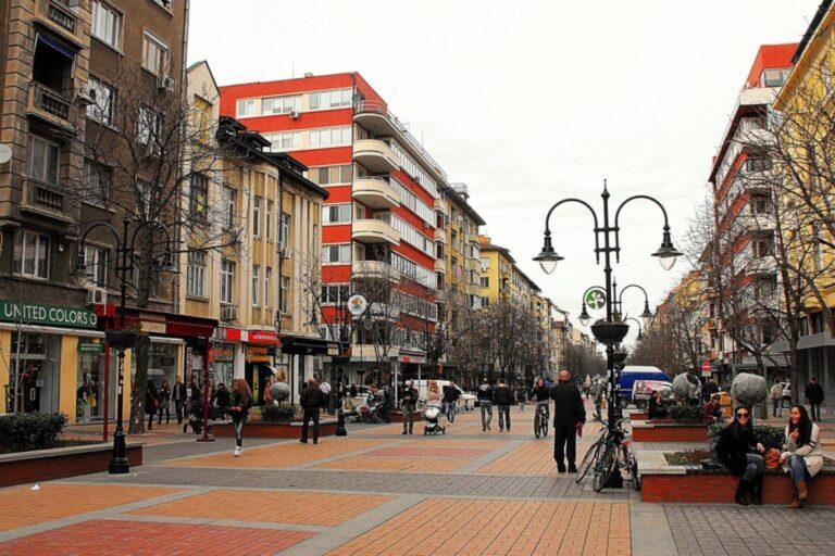 sofia, bulgariens huvudstad